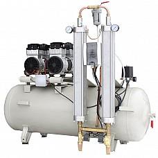 USED | piston compressor (oilless) with dehumidifier