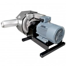 Vacuum side channel blower with 4 kW motor | 2RB 723-7HH37