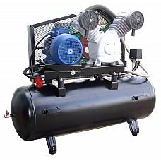 Piston compressor, oilless | FL 5,5-650-200