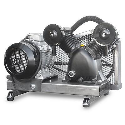 SHB2090 5.5kW   piston compressor aggregate