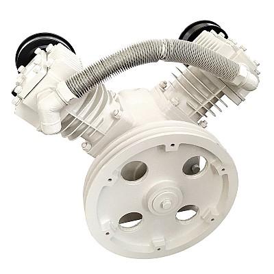 V2095 | oilless compressor pump (white)