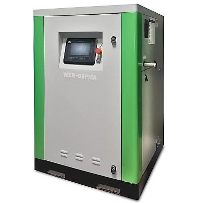 Rotary Screw Compressor with water-injection | WZS-08PMA